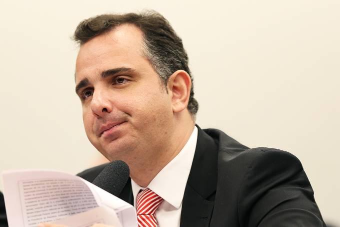 O presidente da Comissão e Constituição e Justiça (CCJ)