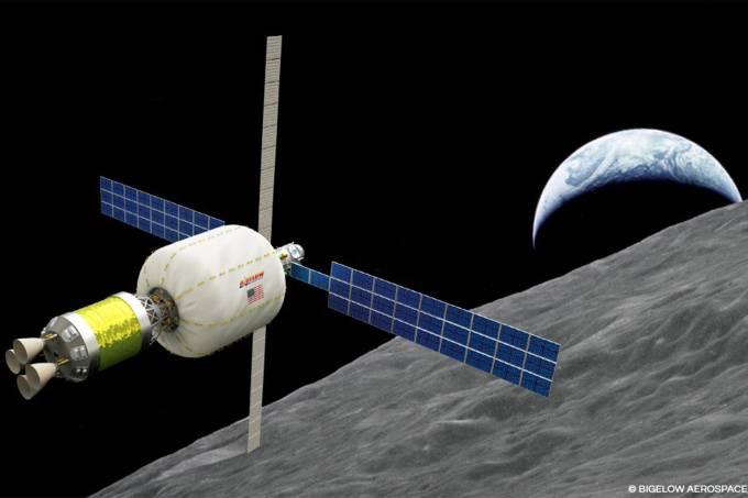 Bigelow Aerospace lança projeto de módulo habitável