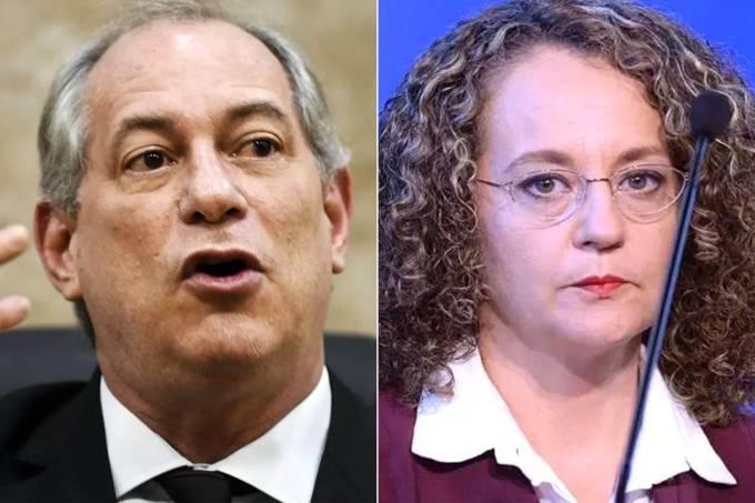 Ciro Gomes e Luciana Genro