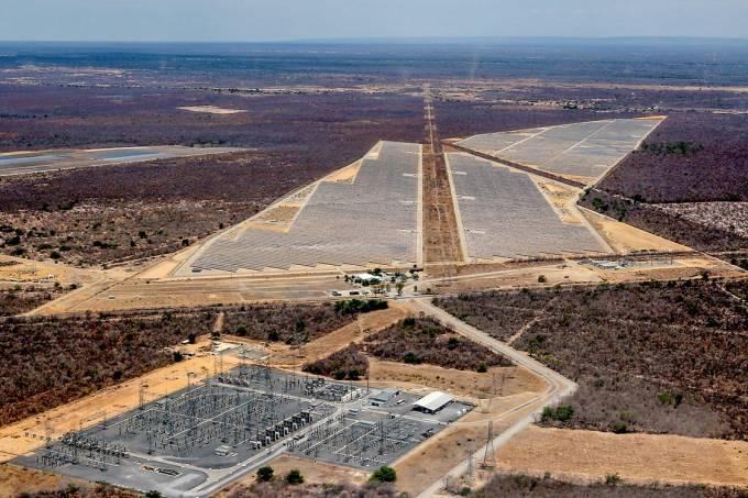 Placas solares – A italiana Enel construiu na Bahia o maior parque fotovoltaico do país: energia para até 166000 lares