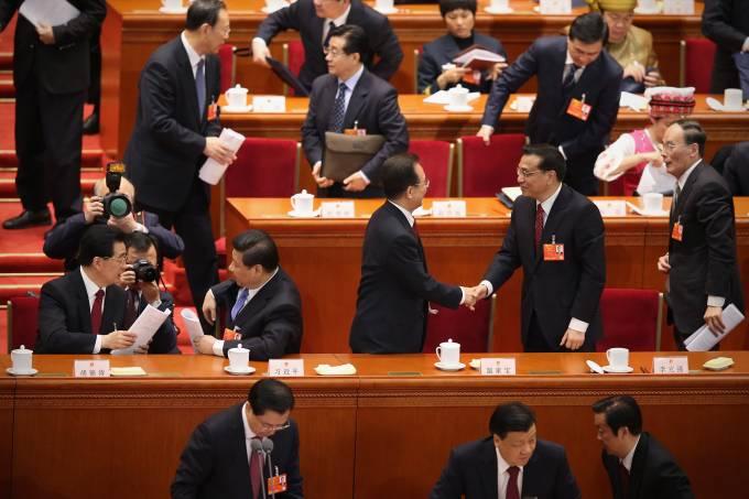 Congresso Comunista na China