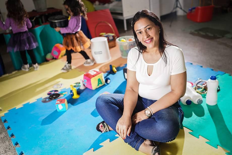 Educador Nota 10 - Denise Rodrigues de Oliveira