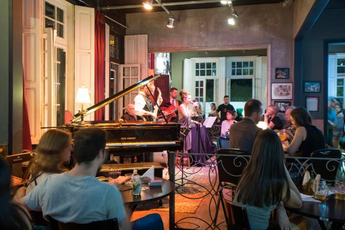 Dizzy Café Concerto – CTB