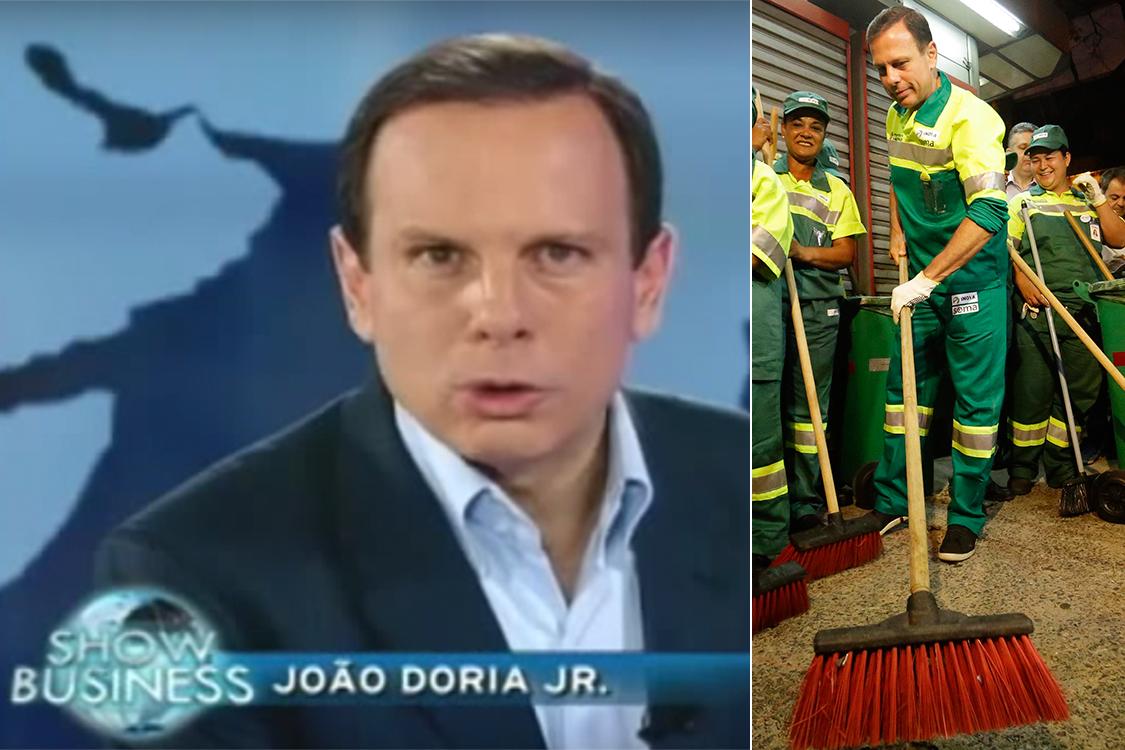 Doria, antes e depois