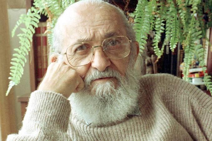 Paulo Freire, educador e escritor