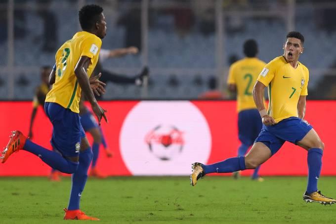 Copa do Mundo sub-17 – Brasil x Alemanha