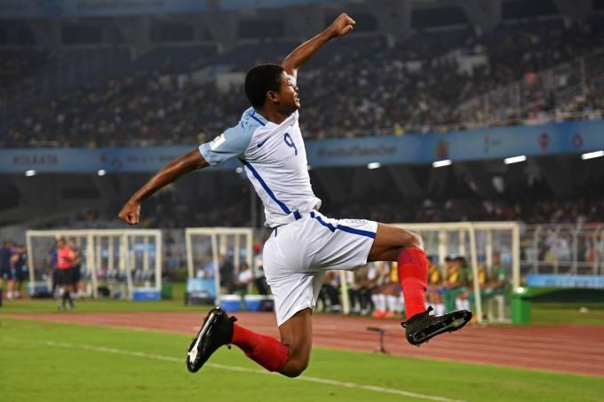 Brasil vs Inglaterra – FIFA sub-17