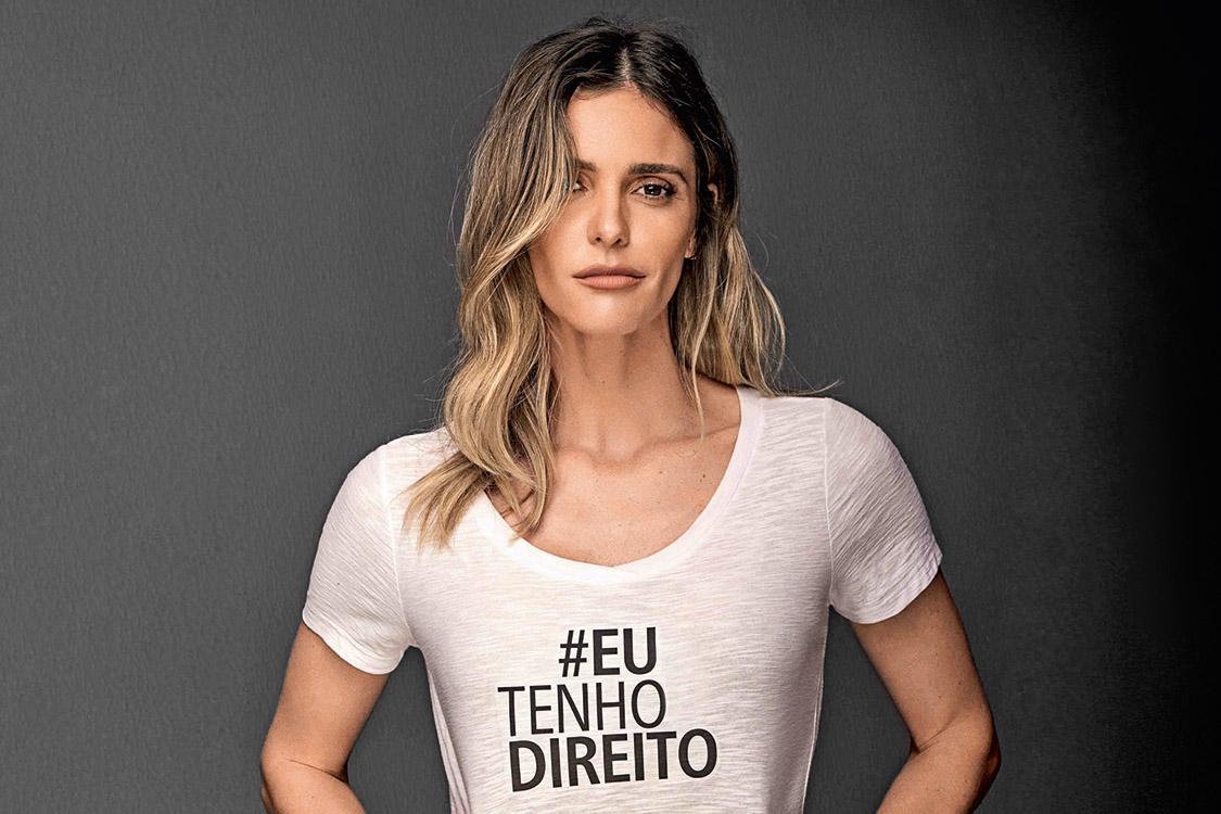 Fernanda Lima - Claudia - out 2017 Credito: Claudio Carpi/CLAUDIA