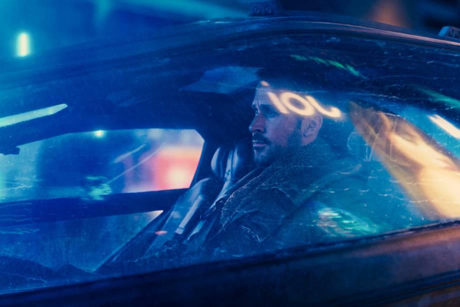 Ryan Gosling no filme 'Blade Runner 2049'