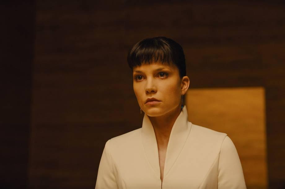 Sylvia Hoeks no filme 'Blade Runner 2049'