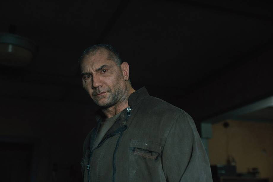 Dave Bautista no filme 'Blade Runner 2049'