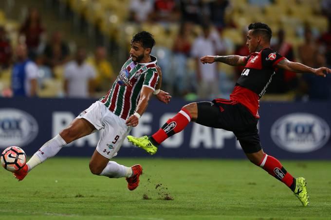 Soccer Football – Copa Sudamericana – Brazil's Flamengo v Brazil's Fluminense