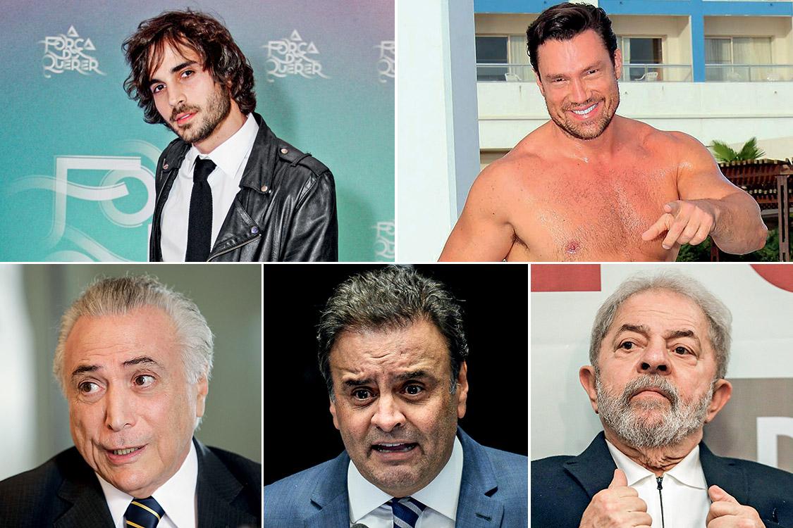 A Lista: Grandes atores brasileiros