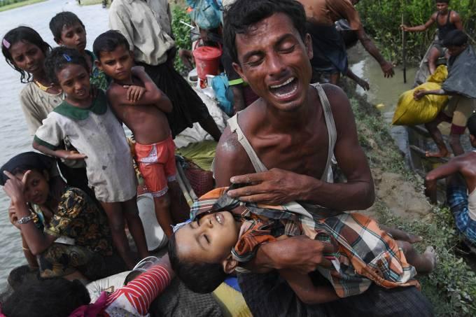 Refugiados rohingyas em Bangladesh