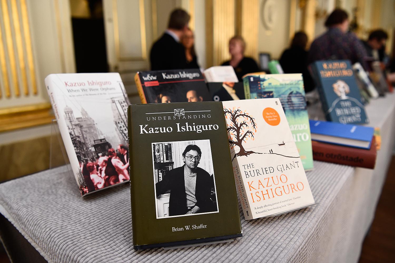 Prêmio Nobel de Literatura 2017