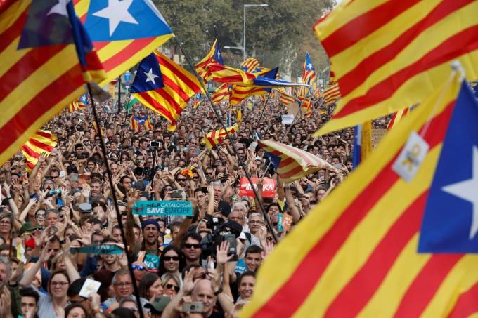 Independência da Catalunha – Espanha