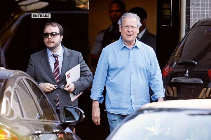 Conexões – José Dirceu: trambiques internacionais no governo petista