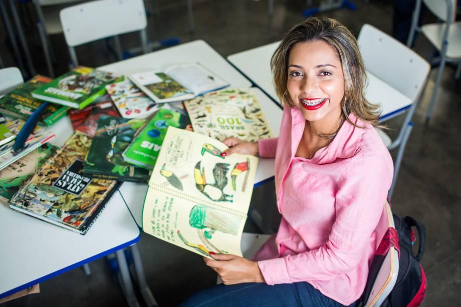 Educador Nota 10 - Luana Viegas de Pinho
