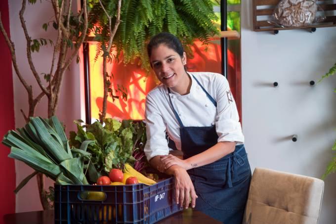 Chef Manoella Buffara – Comer e Beber Curitiba 2017/2018