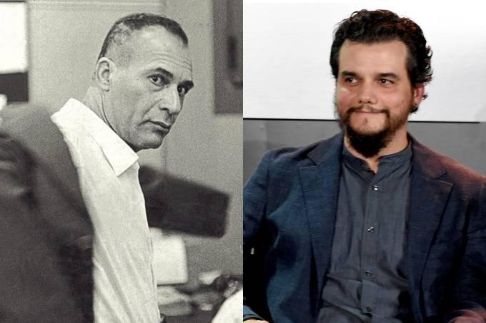 Carlos Marighella e Wagner Moura