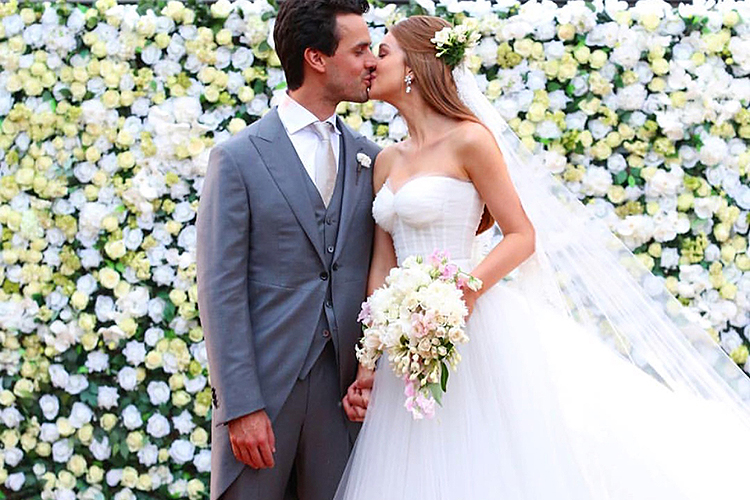 Casamento de Marina Ruy Barbosa e Xandi Negrão