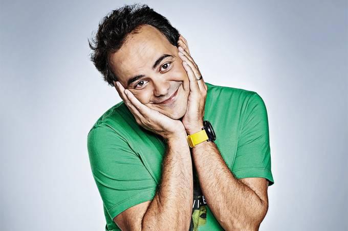 "Cronista do humor – Márvio Lúcio: ""Bolsonabo"" pode fazer piada com tabus"