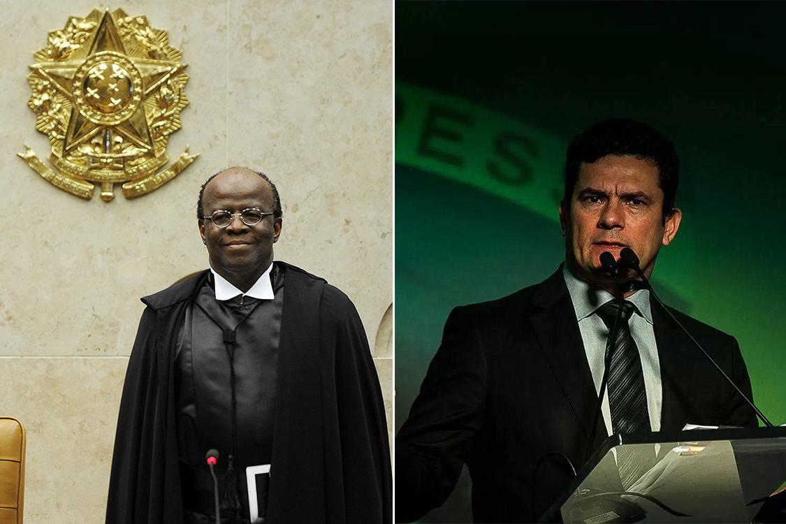 Joaquim Barbosa e Sérgio Moro