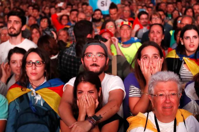 Declaração da independência da Catalunha