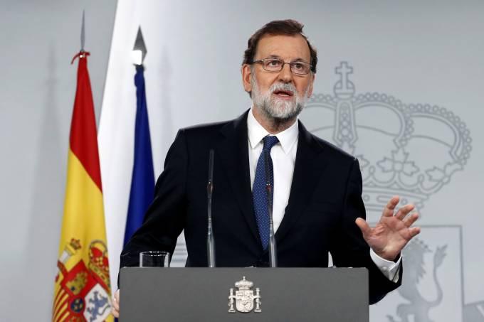 Primeiro-ministro da Espanha Mariano Rajoy