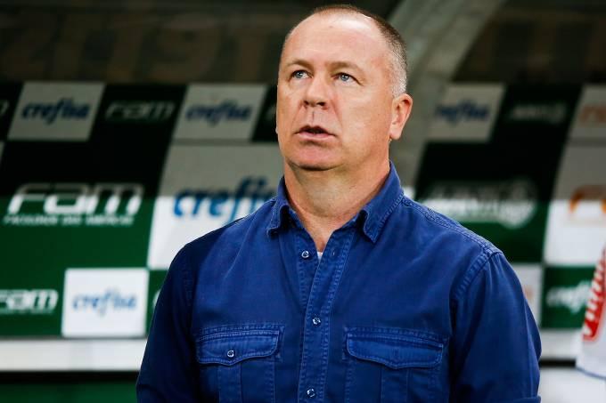 Palmeiras e Cruzeiro – O técnico Mano Menezes