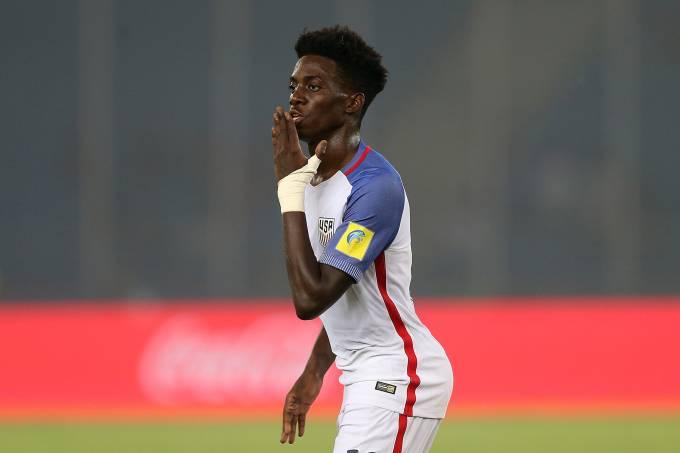 Paraguay x USA – Mundial sub-17