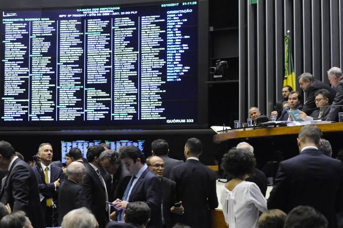 Votação do Refis na Câmara dos Deputados