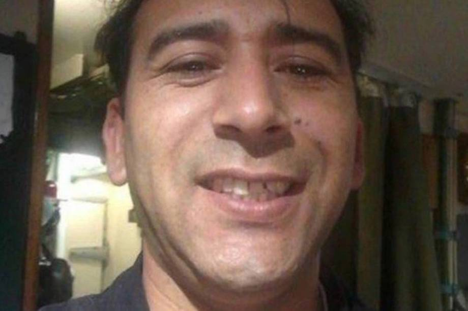 O segundo suboficial Luis Marcelo Leiva é natural de Buenos Aires e tem um filho