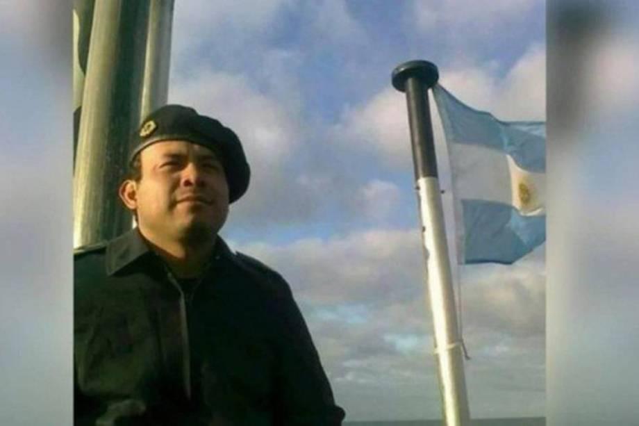 Natural de Salvador Mazza, o cabo principal Sergio Antonio Cuellar estava a bordo do ARA San Juan