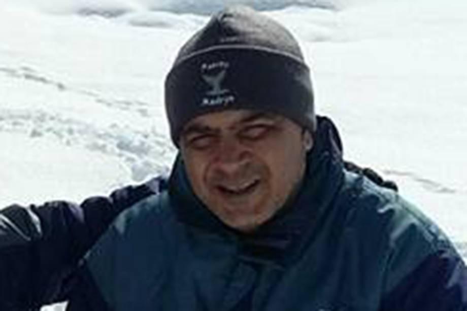 O primeiro suboficial Alberto Cipriano Sánchez vive em Mar del Plata e tem 46 anos