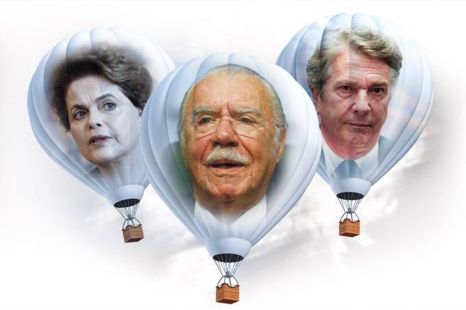 Colou…além de Dilma Rousseff, José Sarney e Fernando Collor