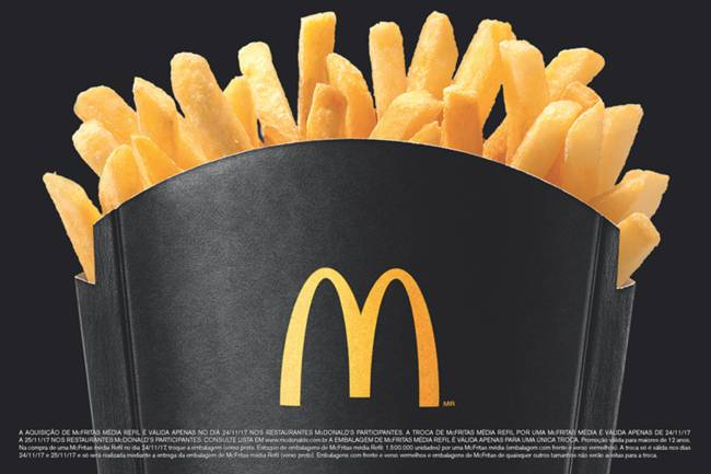 Black Friday McDonald's