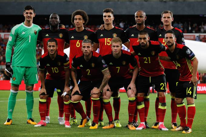 Seleção da Bélgica