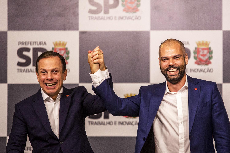 O lado 'centro-esquerda' de Bruno Covas em 2020 | VEJA