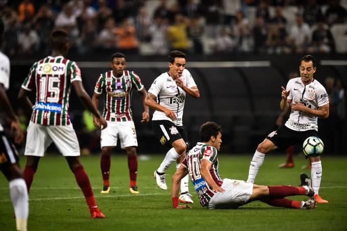 Brasileirão 2017 – Corinthians x Fluminense