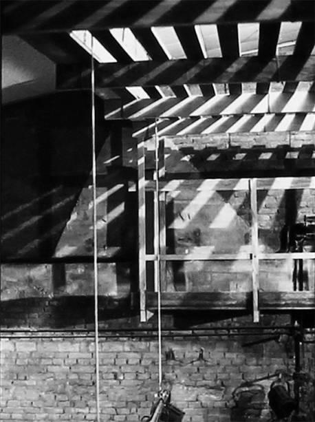 Urdimento e galeria técnica (1968)