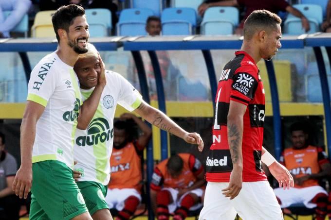 Atlético GO e Chapecoense