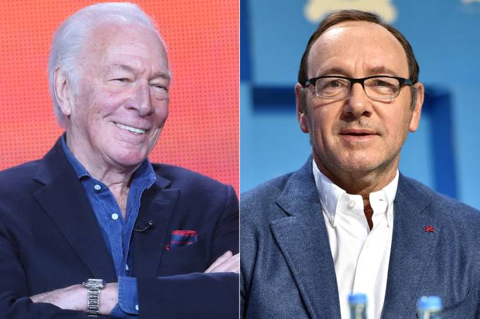 Christopher Plummer e Kevin Spacey