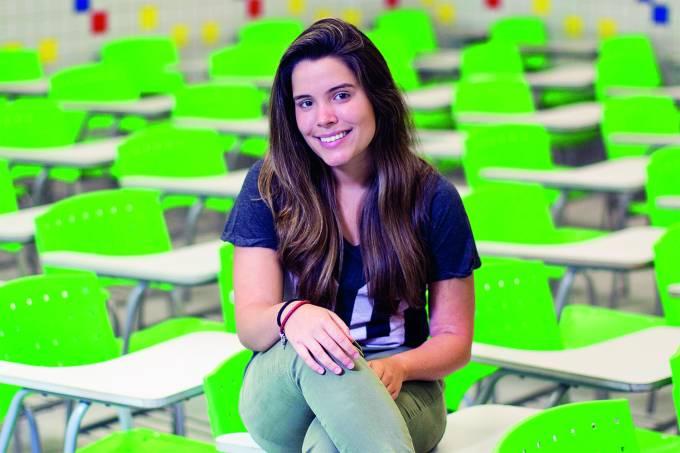 Clara Leal, 20 anos – ENEM
