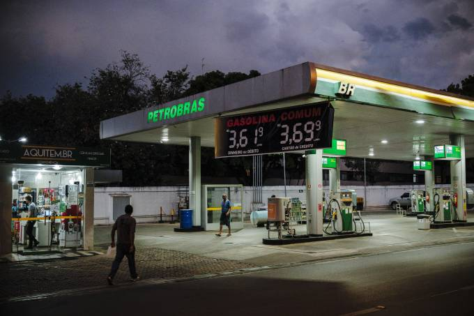 Posto BR Petrobras