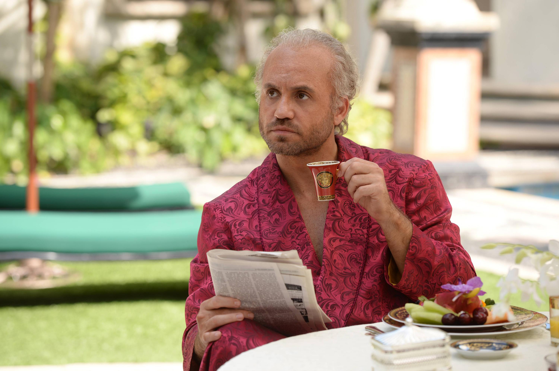 Edgar Ramirez como Gianni Versace em 'American Crime Story: O Assassinato de Gianni Versace'