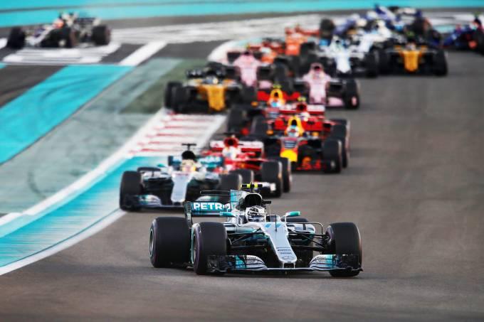 GP de Abu Dhabi – Fórmula 1
