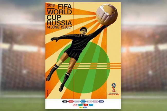 Pôster da Copa do Mundo