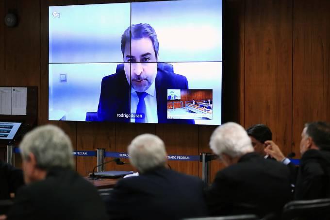 Ex-advogado da Odebrecht, Rodrigo Tacla Duran