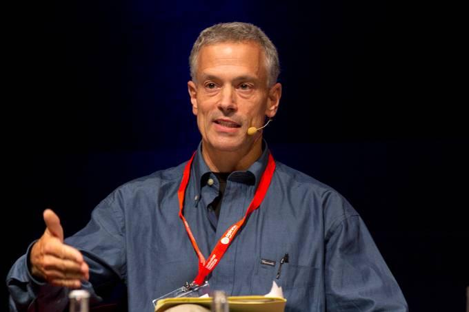 Geoff Ralston, da empresa Y Combinator